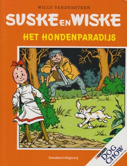 Softcover Het hondenparadijs (DOG CHOW).