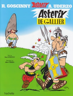 Asterix softcover, Asterix de Galliër.