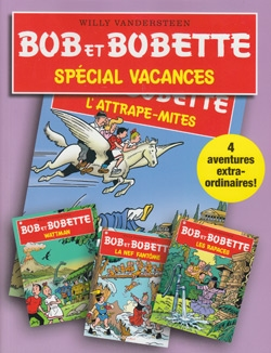 Franse paarse softcover Spécial vacances 2009 (LIDL).