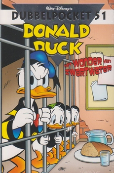 Donald Duck dubbelpocket softcover nummer: 51.