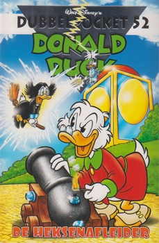Donald Duck dubbelpocket softcover nummer: 52.