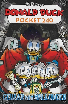 Donald Duck pocket softcover nummer: 240.