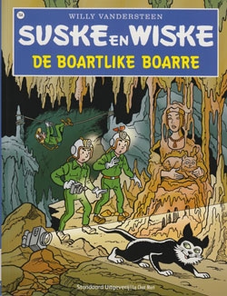 Friese softcover De boartlike boarre.