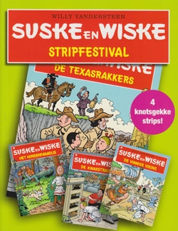 Softcover Stripfestival (LIDL).
