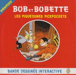 CD-ROM Les piquedunes pickpockets (FR).