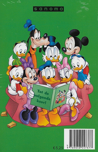 Donald Duck pocket softcover nummer: 239.