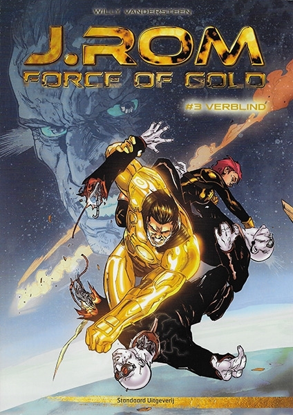 J.ROM Force of Gold